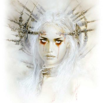 67GW_LaAnunciacion2_61x81cm-Limited_Editions-Laberinto_Gris_Art-Luis_Royo-Malefic_Time-MTW