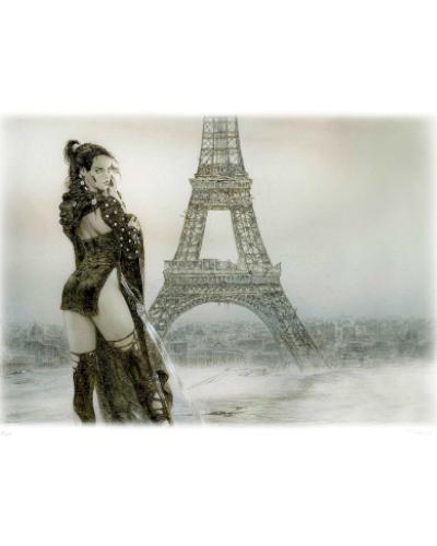 69GW-Luz2038París_81x61cm-Limited_Editions-Laberinto_Gris_Art-Luis_Royo-Malefic_Time-MTW